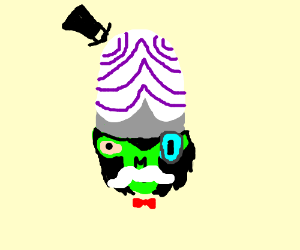 Mojo Jojo becomes the mayor