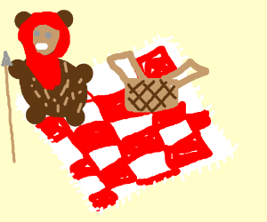 ewok picnic