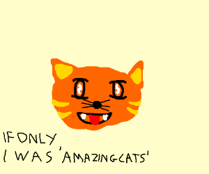 can't do description its NSFW. draw happy cats