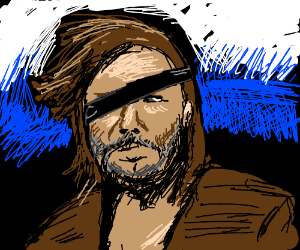 Russell Crowe as a pirate