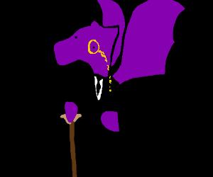 classy dragon