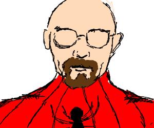 spiderman is a meth drug dealer with cancer