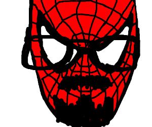 Spider Man Breaking Bad Style