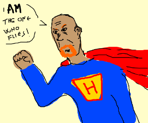 Walter White is Superman