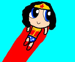 PowerPuff Wonder Woman