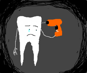 A Molar just ends it all