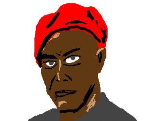 Samuel Jackson joins the Red Berets.