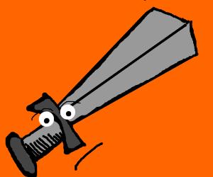 swami's sword suffers sickness