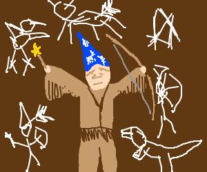 Magical Native American