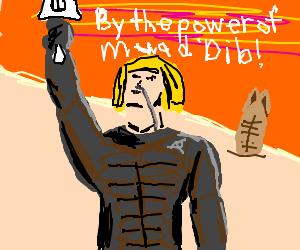 He-man joins the Femen