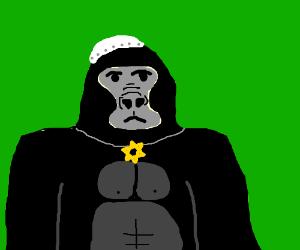 jewish gorilla
