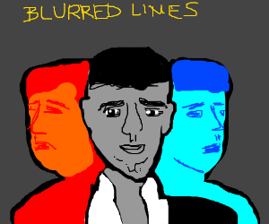 Blurred Linesss