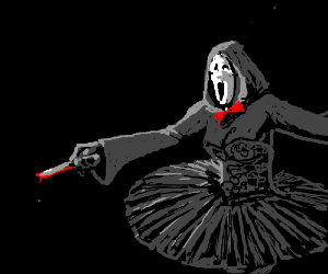 Jeff the Killer Crossdressing - Drawception