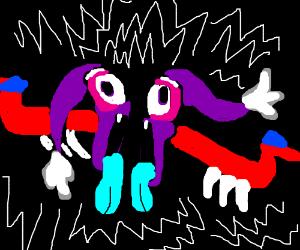 Kirby Super Star Ultra-Marx Fight