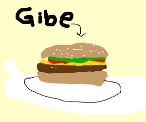 Give me a sandwich