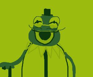 Kermit the pimp