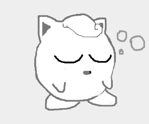 Jigglypuff is sleepy