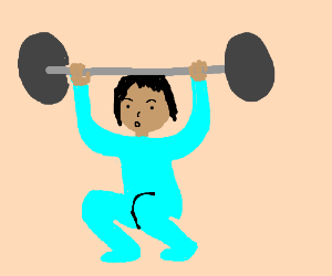 Image result for lifting in pajamas