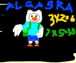 Duck algabra