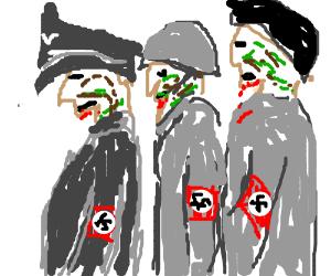 German Nazi zombies
