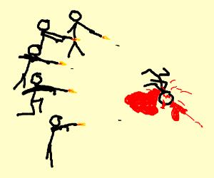 No ceasefire!