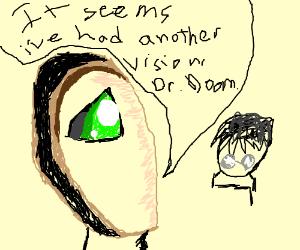 vision/dr. doom hybrid?