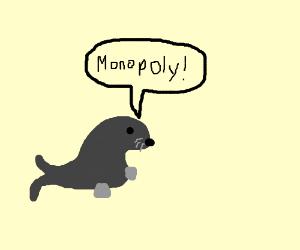 Seal man talks a good game..