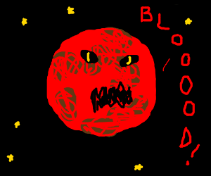 Blood Moon thirsts for more blood!