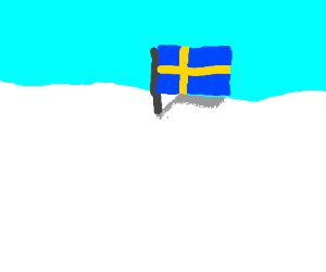 Sweden in Winter.