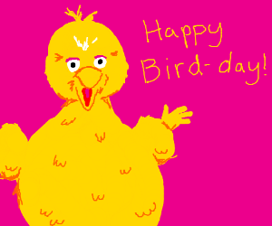 Happy Birthday Pun