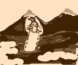 Arriving in Twin Peaks
