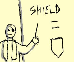 Nick Fury presents SHIELD