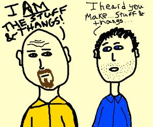 Walter White vs. Rick Grimes
