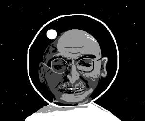 Space Gandhi