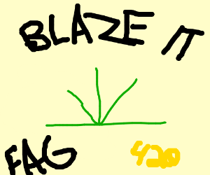 420 is not an excue for weed jokes