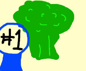Number One Broccoli