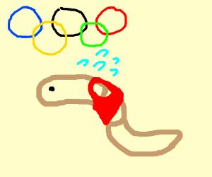 The Earthworm Olympics