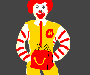 OH MY GOD WHAT'S IN THAT HAPPY MEAL