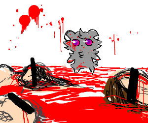 Espurr stop accidentally killing people.
