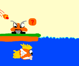 old goombas aren't as good as fish