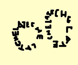 Chelate rings