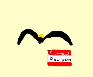 Blonde Kowloon Vampire