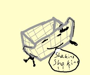 dancing cart