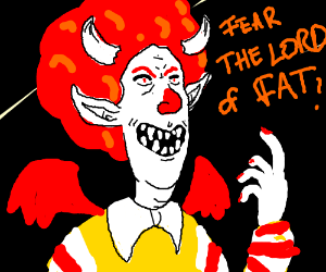 Ronald McDemon