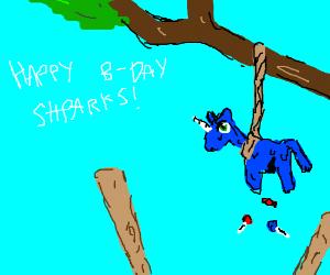 Happy birthday SHPARKS!