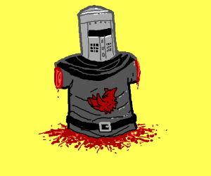 It's just a flesh wound!