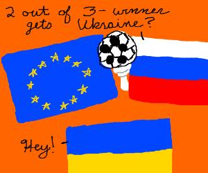 European Tournament 2014: The Game