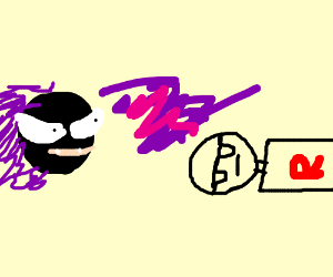 Gastly kills Team Rocket