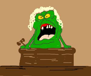 Judge Slimer