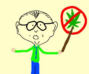 Mr. Mackey elucidates on the nature of drugs